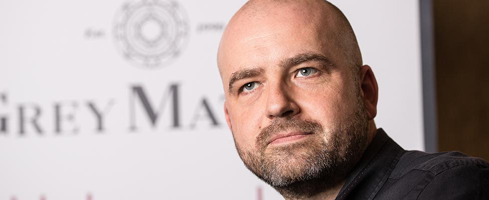 Andrew Marsden, Creative Director at Grey Matter