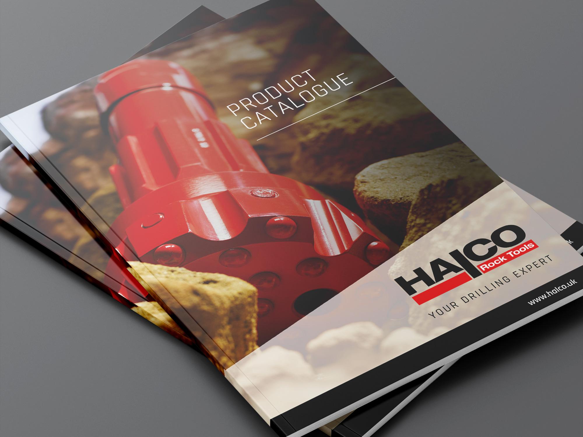 Catalogue Design & Production